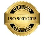 Gas International ISO 9001:2015; Registered Firm