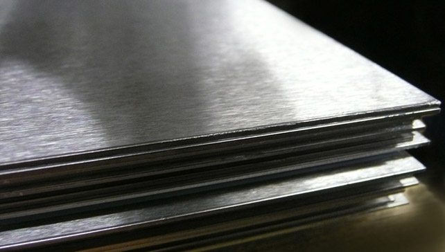 Stack of Sheet metal